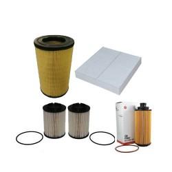 K-65020 - kit filtros...